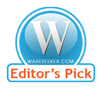 Wareseeker Editor's pick award